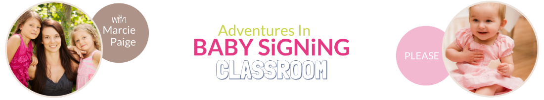 Adventures In Baby Signing Classroom