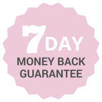 7-day guarantee